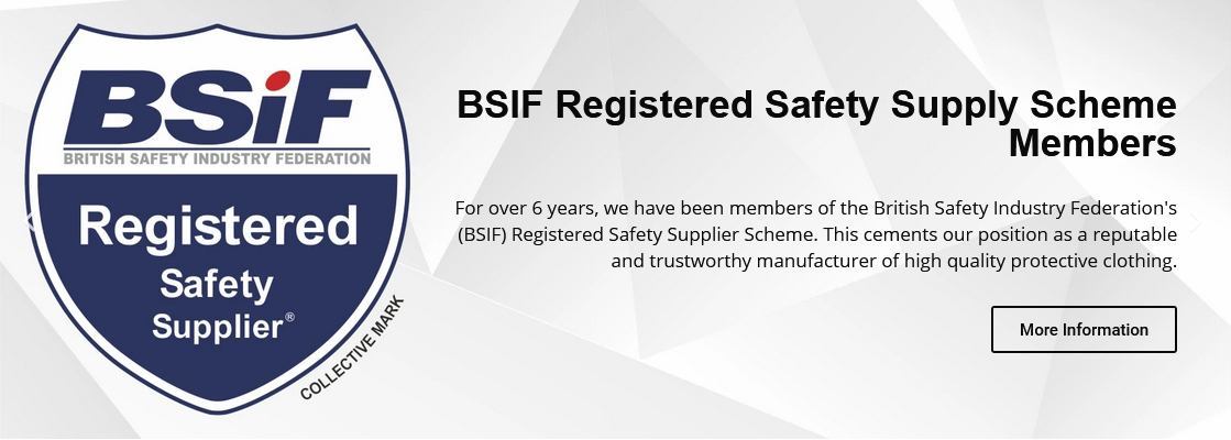 BSIF Registered Safety Supply Scheme Members