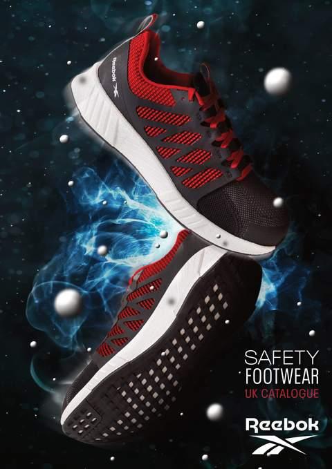 REEBOK SAFETY FOOTWEAR UK CATALOGUE