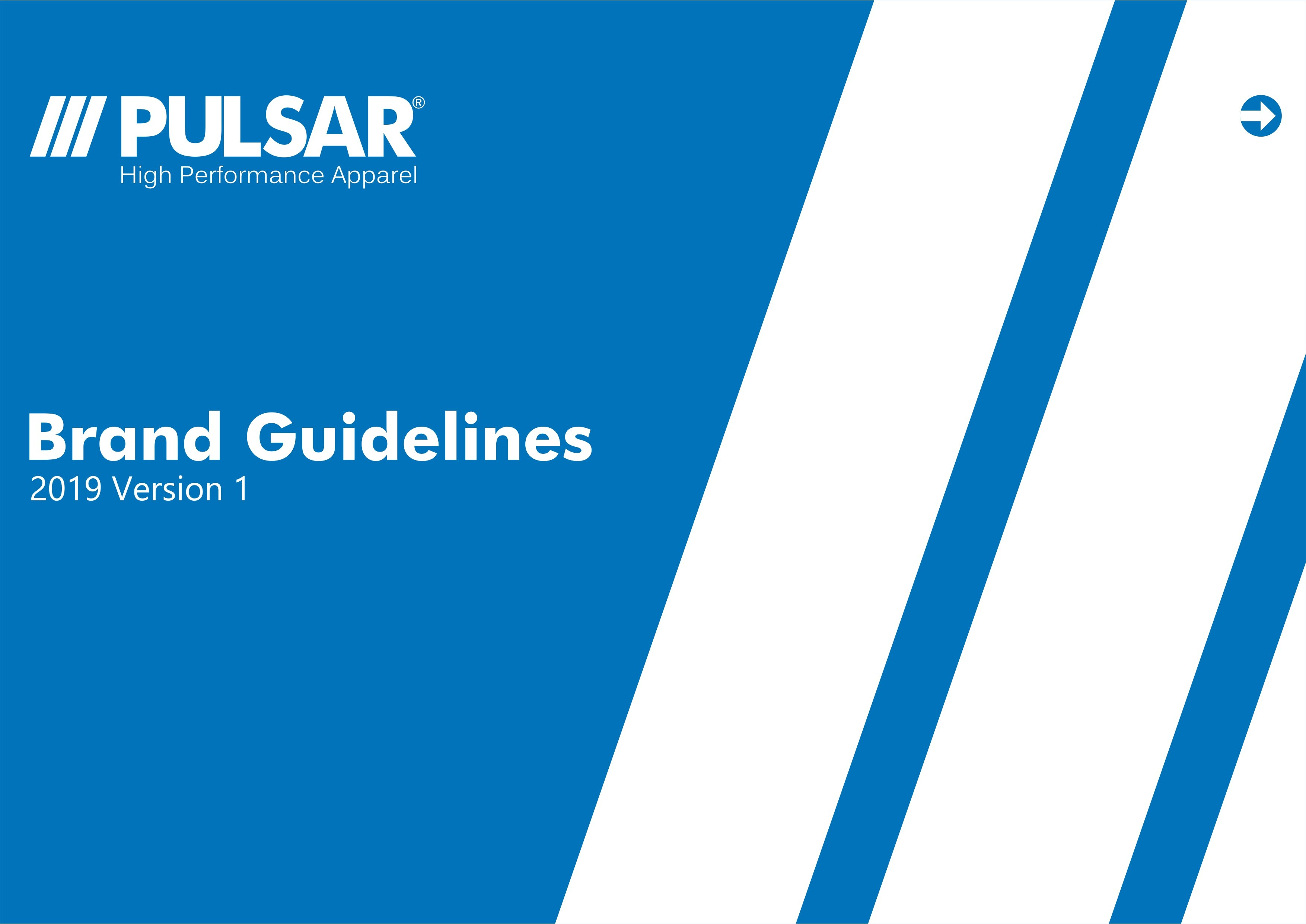PULSAR® BRANDING GUIDELINES 2019